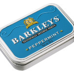 Barkleys peppermint tin lres